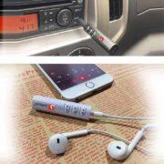 Bluetooth A2DP pretvornik, ki navadne slušalke,zvočnike, avtoradio pretvori v brezžično