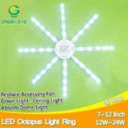 LED luč vetrnica 24w