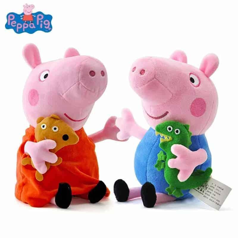 Peppa Pig plišasta igračka 1