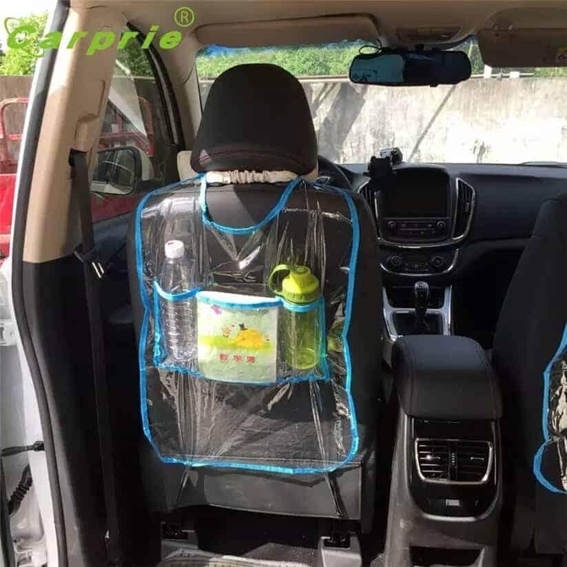 Zaščita sedeža z žepi 1