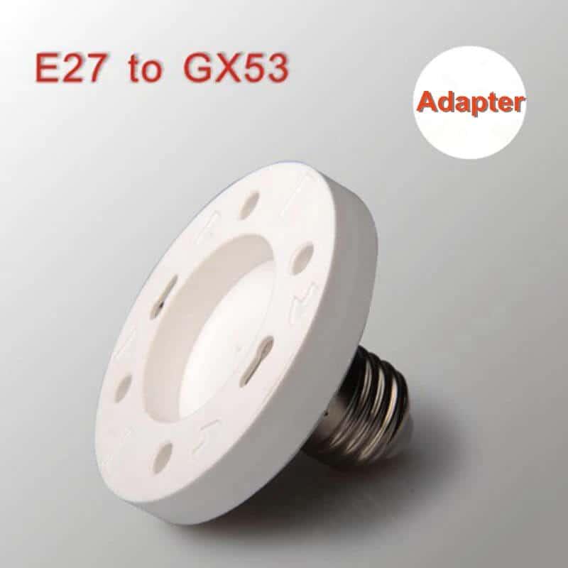 LED žarnica 9W z Gx53 podnožjem 1