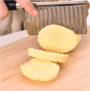Nož za oblikovan krompirček, zelenjavo