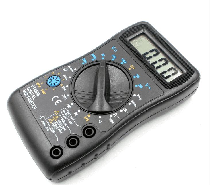 Multimeter digitalni