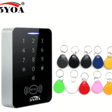 rfid kontrola dostopa-kljucavnica z rfid ključi