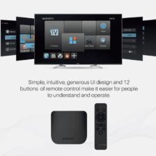 Android TV HDMI  4-jedrni M8S Plus W + Brezplačen KODI-NETFLIX