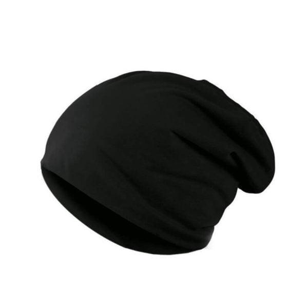 zimska kapa črna
