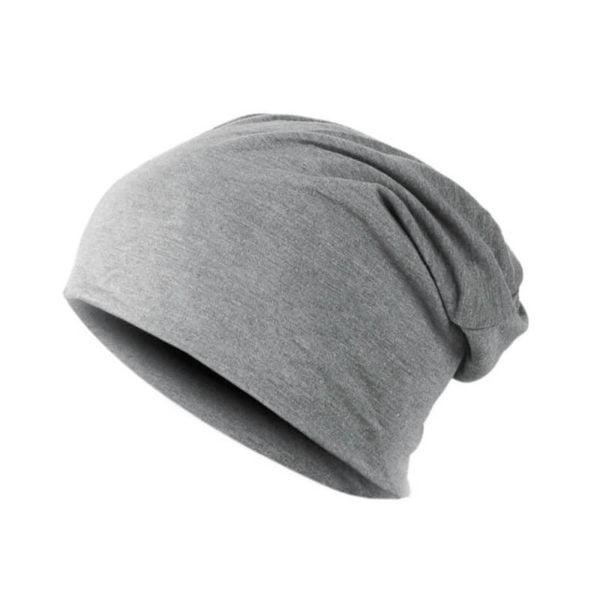 zimska kapa siva