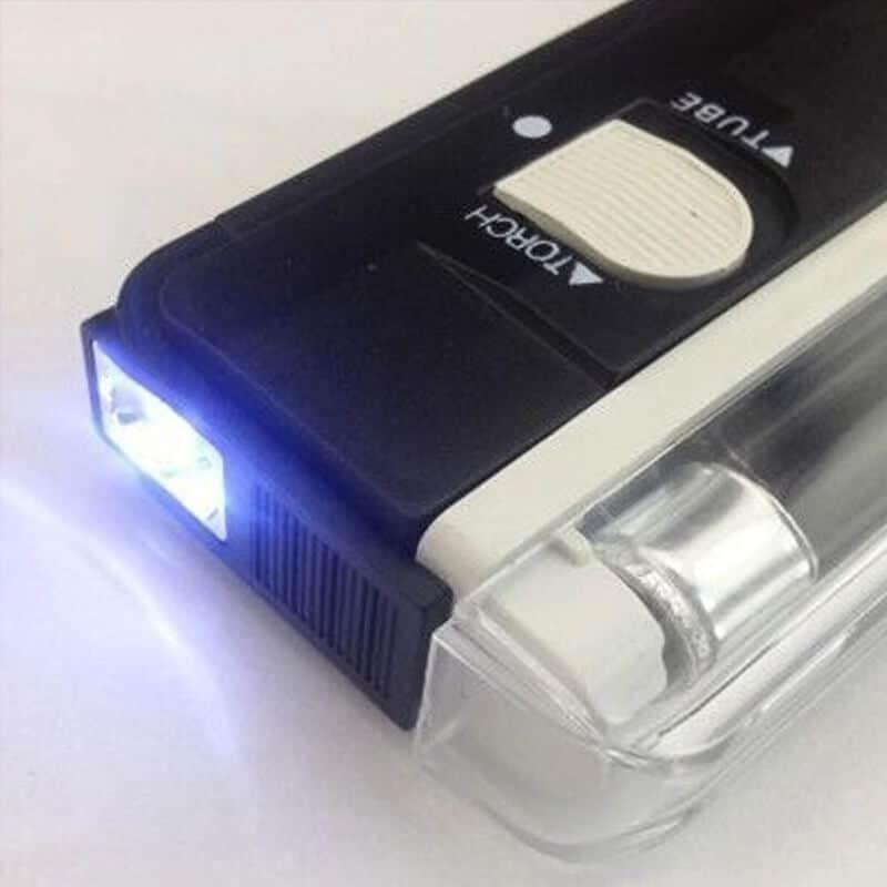 Prenosni UV detektor bankovcev 3