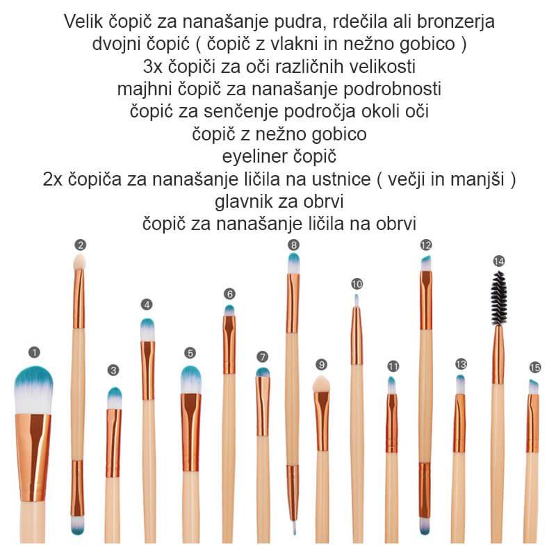 Set Makeup copicev