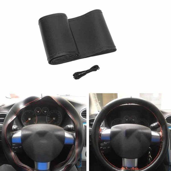 popravilo usnja na volanu