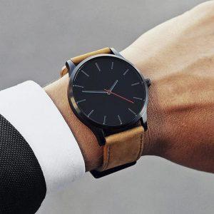 moška ura športno luksuzna