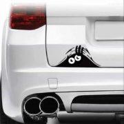 nalepka za avto monster