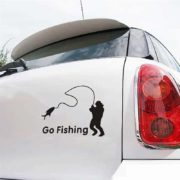 nalepke za avto ribic