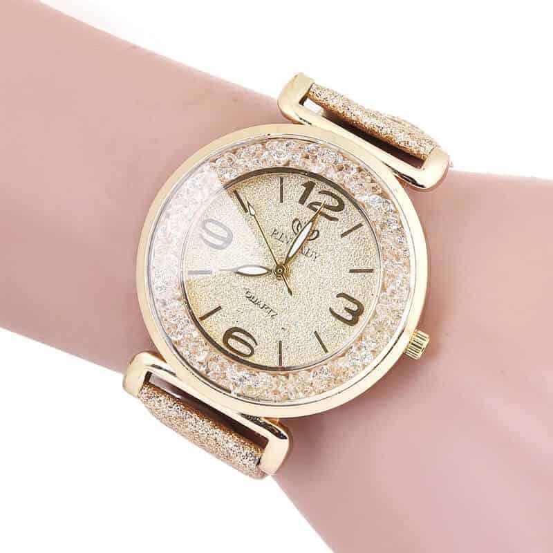 Ženska ura - elegantna ročna ura 6