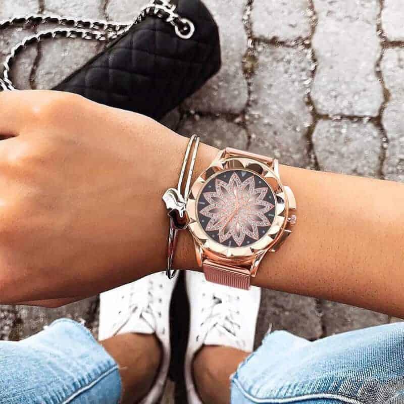 Svež izgled ženske ročne ure 3