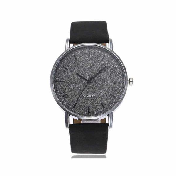 ženske ure modne v črni barvi