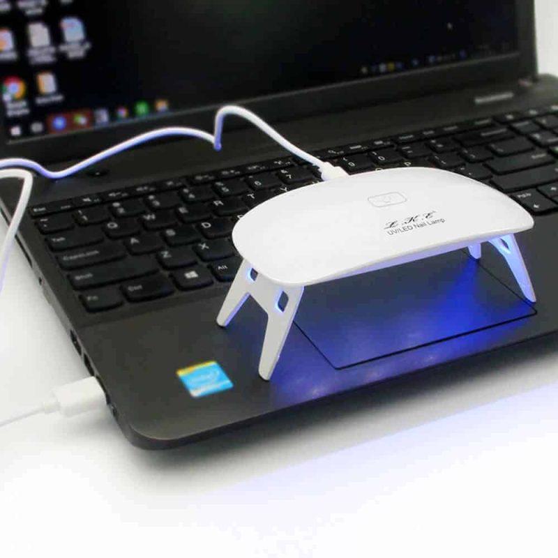 LED lučka za geliranje nohtov