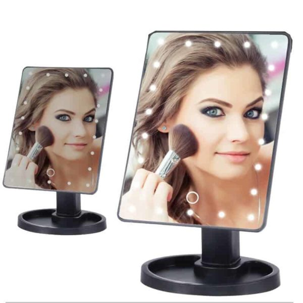 makeup led ogledalo
