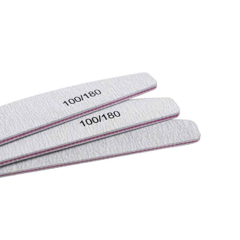 Pilica za nohte - dvostranska - grobost 100 in 180 4