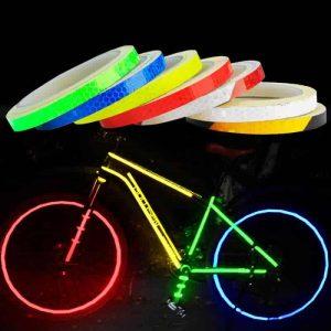 samopelpilni trak za kolesarjenje