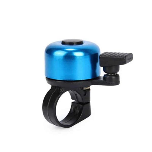 zvonec za kolo modre barve