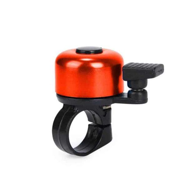 zvonec za kolo rdeče barve