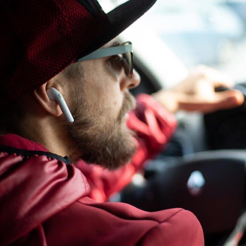brezžične slušalke za android in iphone
