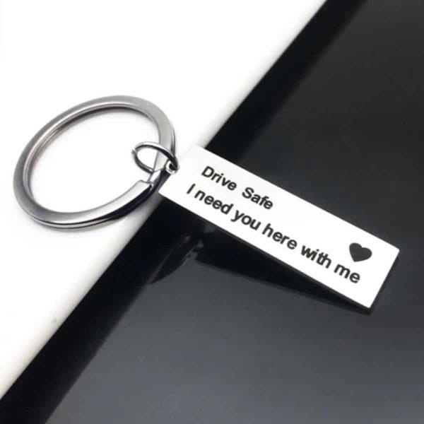 drive safe obesek za ključe