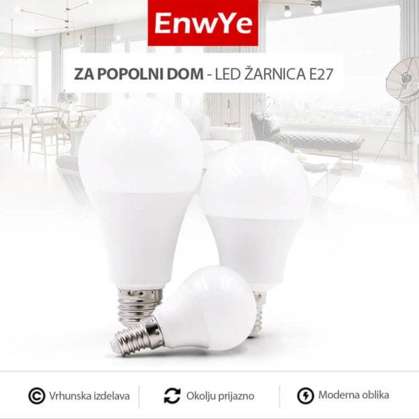 led žarnica e27