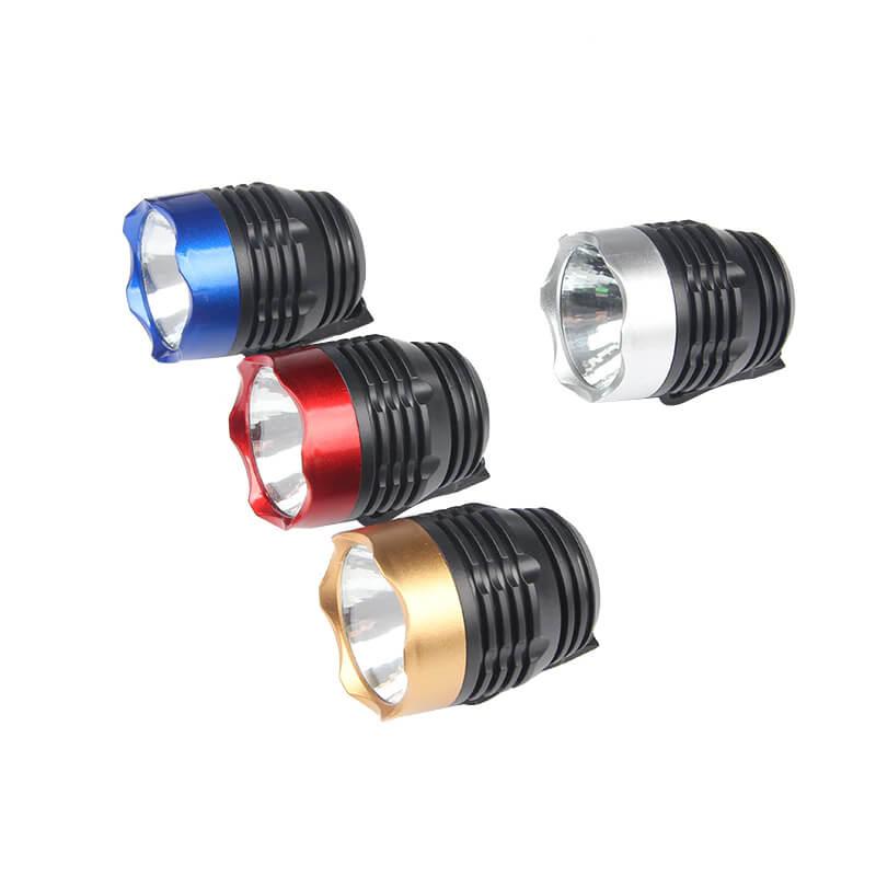Luč za kolo - Q5 LED 3 funkcije - Vodoodporna 7
