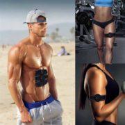 mišični stimulator za izgubo maščobe