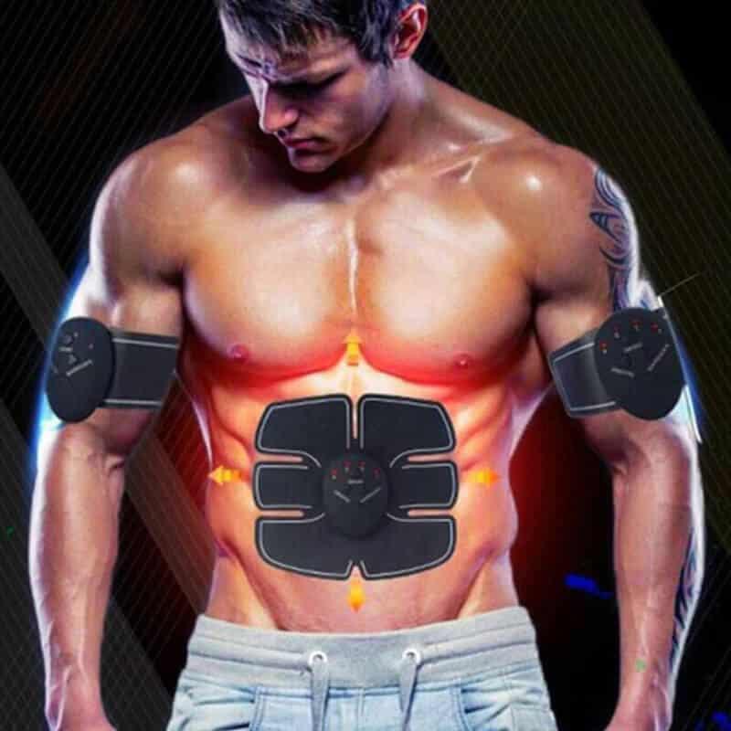 mišični stimulator za trebušne mišice