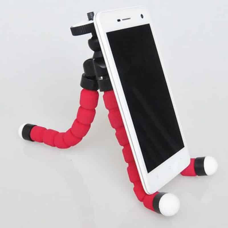 stojalo za telefon se spremeni v držalo za telefon