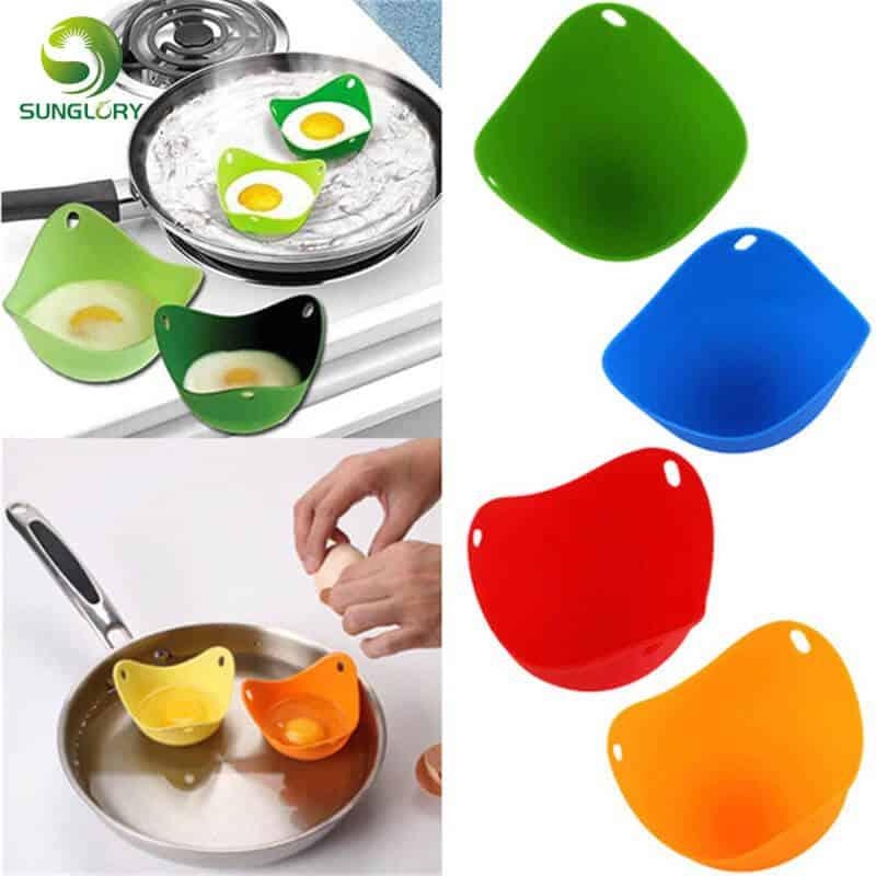 Modelčki za kuhanje jajc 1