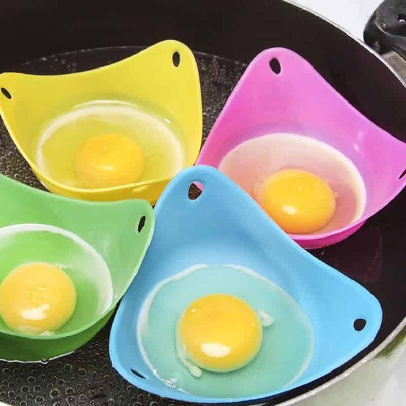 Modelčki za kuhanje jajc 2
