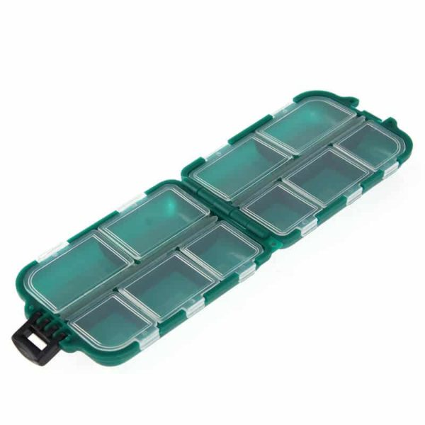 oprema za ribolov plastična škatla