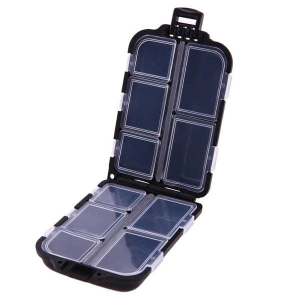 plastična škatla za ribiško opremo