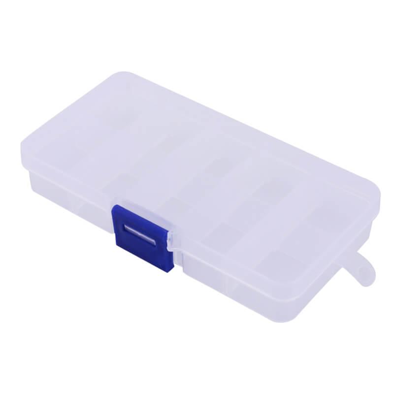 plastična škatla za ribiško opremo trnke vabe
