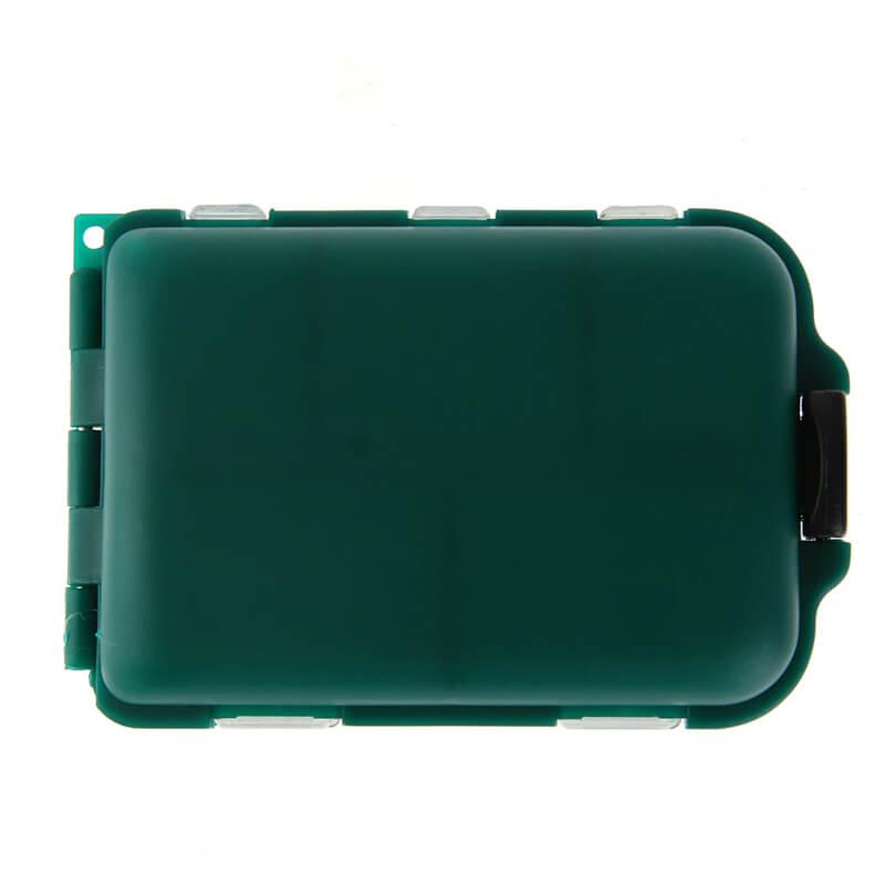 plastična škatla za ribolov