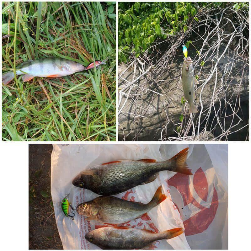 umetne vabe za ribolov