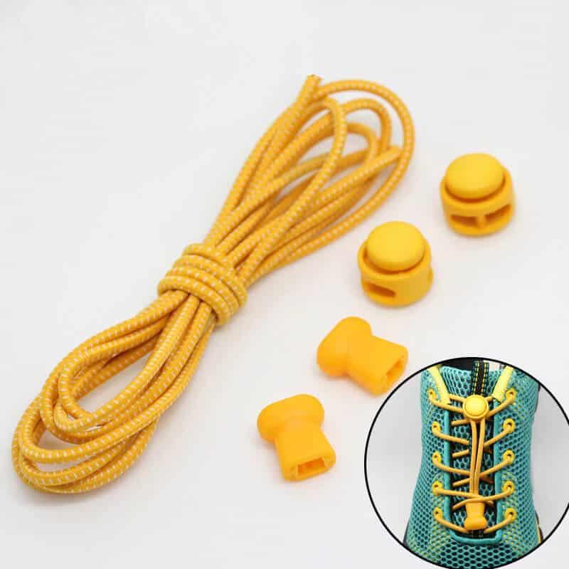 Elastične vezalke za obutev - Več različnih barv 6