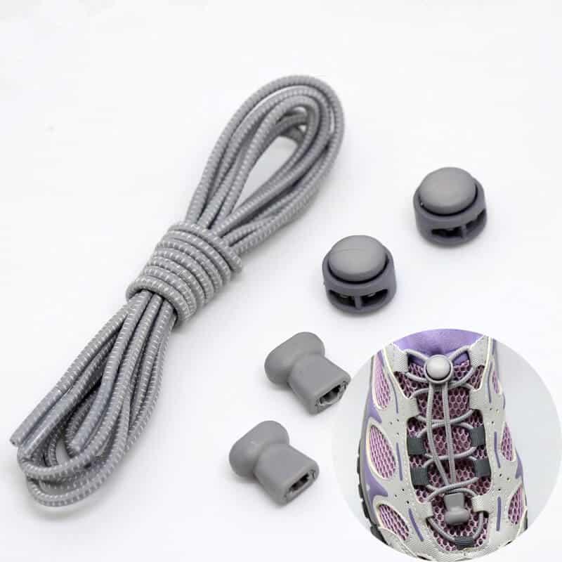 Elastične vezalke za obutev - Več različnih barv 7
