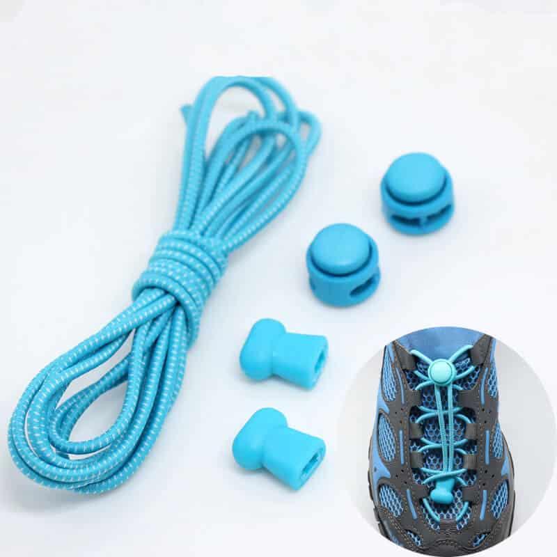 Elastične vezalke za obutev - Več različnih barv 8