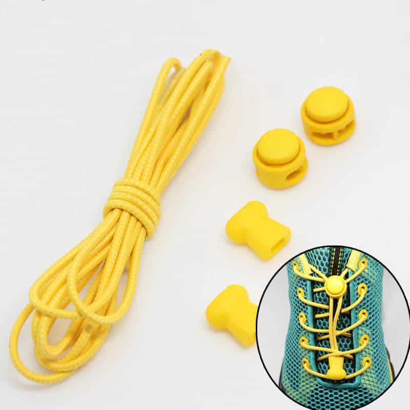 Elastične vezalke za obutev - Več različnih barv 5