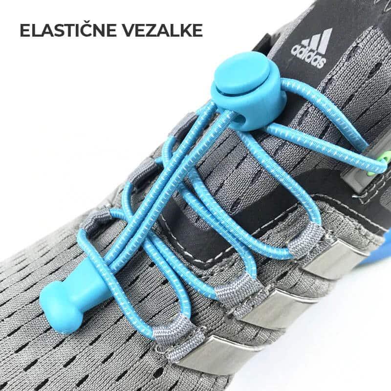 Elastične vezalke za obutev - Več različnih barv 1