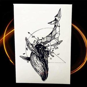 začasni tattoo svobodni kit