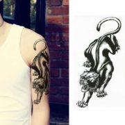 Začasni tattoo moč in vzdržljivost