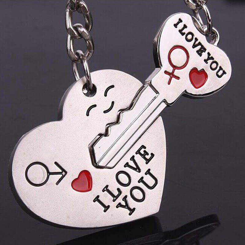 i love you obesek za ključe
