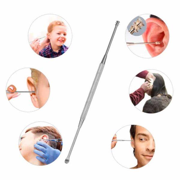 Čistilec ušes - hitro in enostavno čiščenje 3