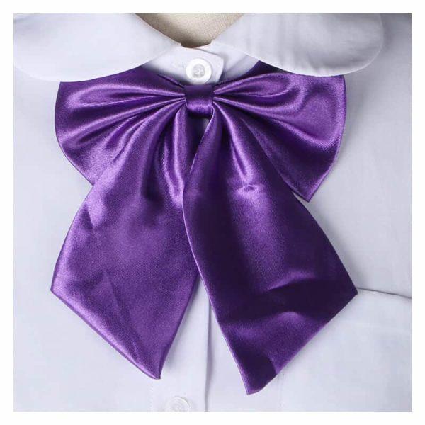 Ženski metuljček vijolična barva